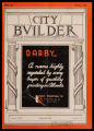 The City Builder, Vol. 18, No. 8, February 1935